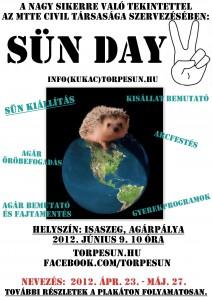 sün day 2 plakát